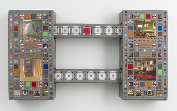 AMD032 Korut Courtyard Cabinet (Bad R.N.G. TWIN Version) 01 hr